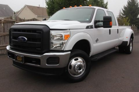 Pre-Owned 2014 Ford Super Duty F-350 DRW XLT