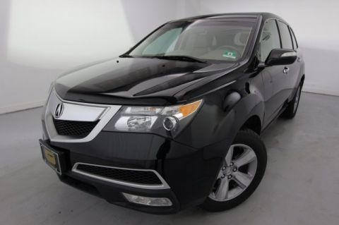 2011 Acura MDX Tech Pkg With Navigation & AWD