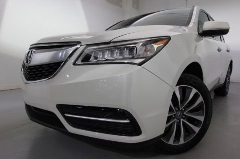 Pre-Owned 2016 Acura MDX w/Tech/AcuraWatch Plus