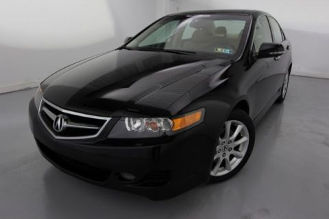 2006 Acura TSX Navi With Navigation