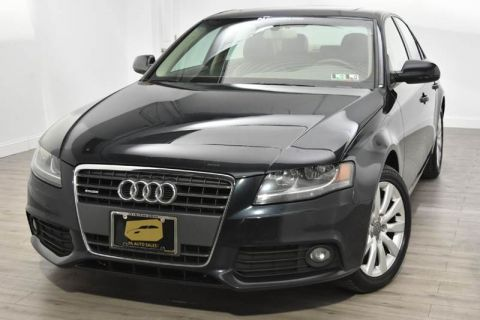 Pre-Owned 2012 Audi A4 2.0T Premium AWD