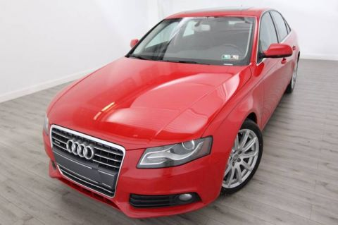 Pre-Owned 2011 Audi A4 2.0T Premium  Plus AWD