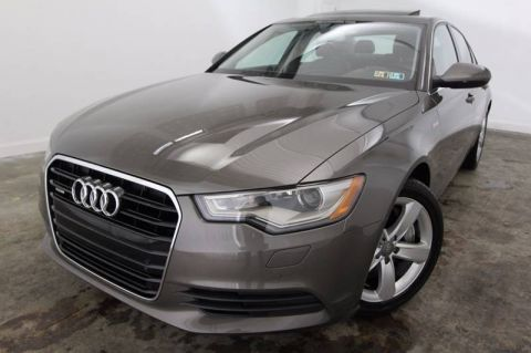 Pre-Owned 2012 Audi A6 3.0T Premium Plus AWD