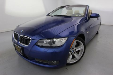 2007 BMW 3 Series 335i RWD Convertible