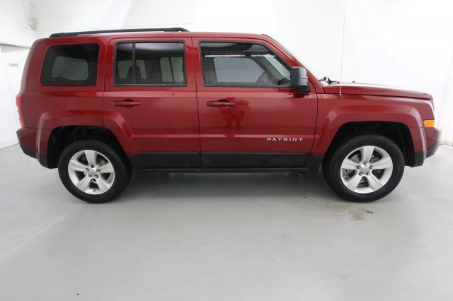 Wonderful Pre Owned 2012 Jeep Patriot Sport