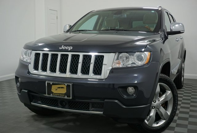 2013 Jeep Grand Cherokee Overland >> 2013 Jeep Grand Cherokee Overland With Navigation 4wd