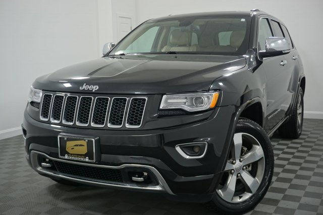 Jeep Grand Cherokee Overland >> 2016 Jeep Grand Cherokee Overland With Navigation 4wd