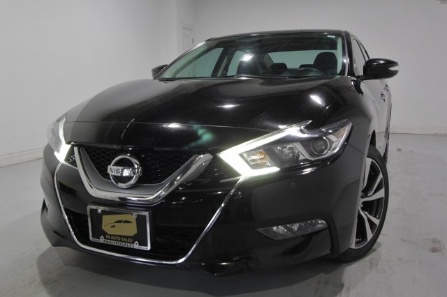 Pre Owned 2016 Nissan Maxima 3 5 Sv