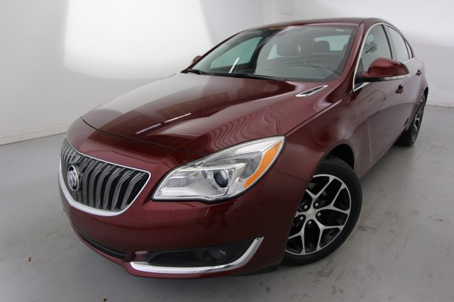 Pre Owned 2017 Buick Regal Sport Touring