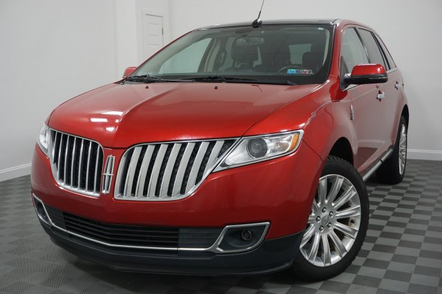 Pre-Owned 2012 Lincoln MKX