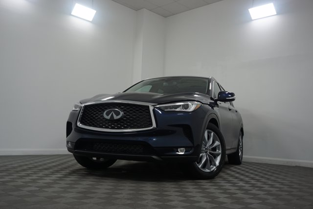 Pre-Owned 2020 INFINITI QX50 LUXE