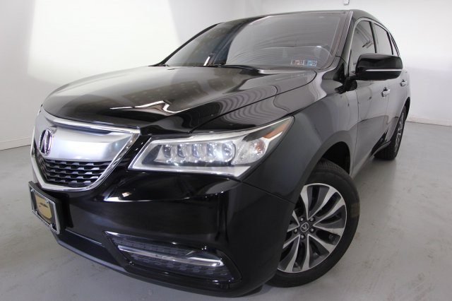 PreOwned Acura MDX WTechAcuraWatch Plus Sport Utility In - Acura mdx pre owned for sale