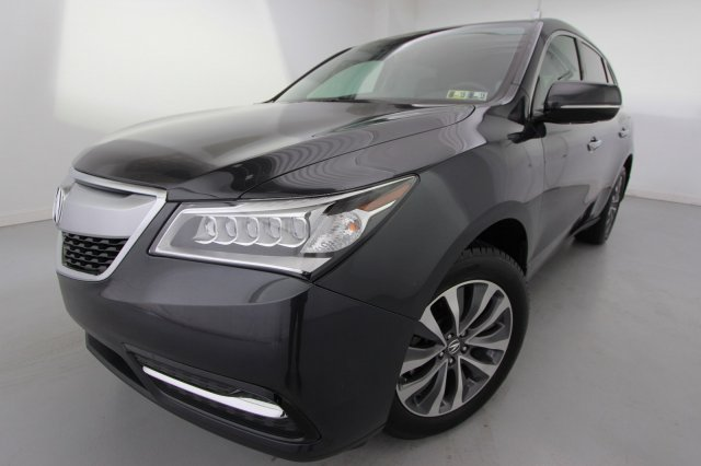 acura exterior suv mdx michigan angle mazda dealers side row rear passenger luxury third