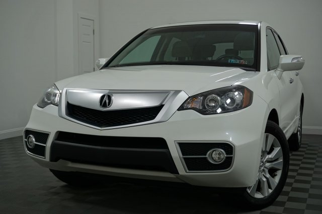 Pre-Owned 2012 Acura RDX Tech Pkg