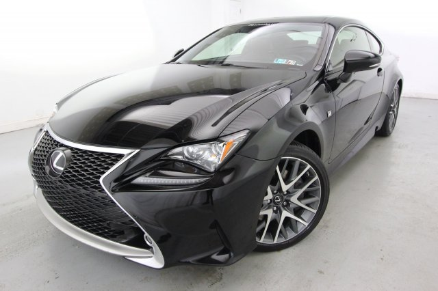 Pre Owned 2016 Lexus Rc 300 2dr Car In Philadelphia 001187s Pa