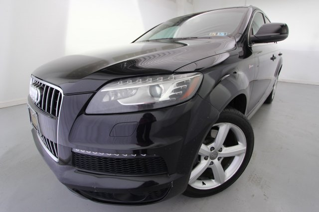 Pre-Owned 2011 Audi Q7 3.0T S line