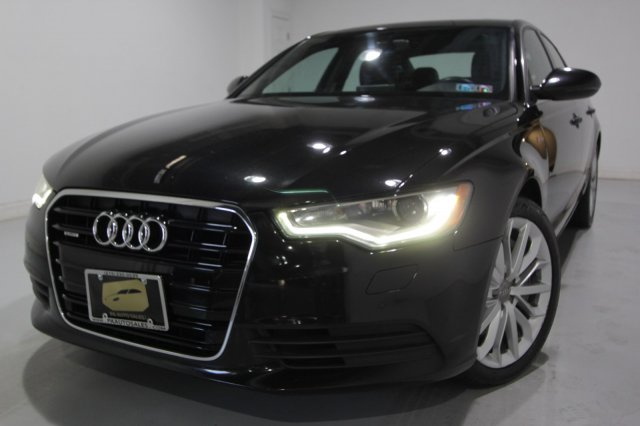 Pre-Owned 2014 Audi A6 3.0T Premium Plus