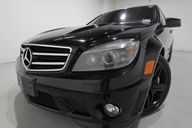 Pre-Owned 2010 Mercedes-Benz C-Class C 63 AMG®