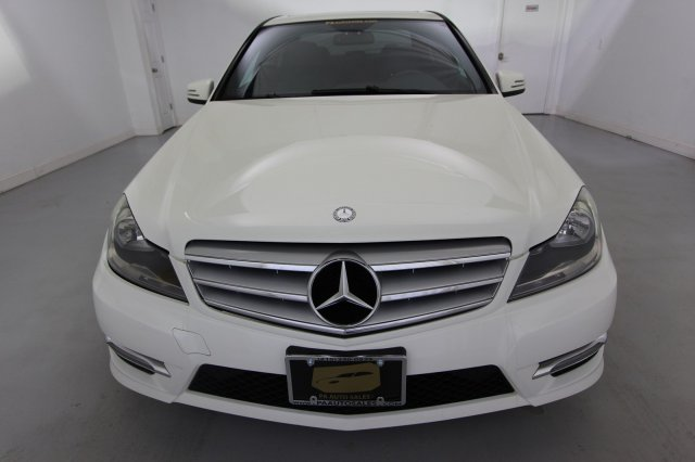 Pre Owned 2012 Mercedes Benz C Class 300 Luxury