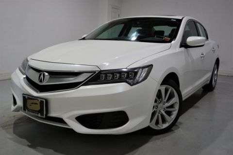 Pre-Owned 2017 Acura ILX w/AcuraWatch Plus