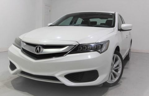 Pre-Owned 2016 Acura ILX w/AcuraWatch Plus Pkg
