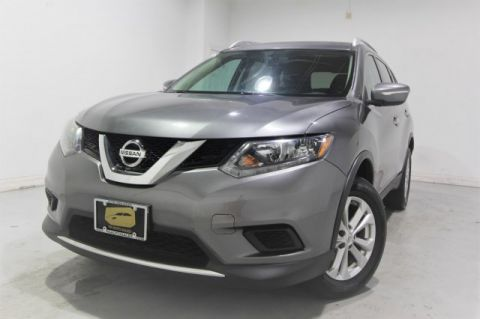 Pre-Owned 2015 Nissan Rogue SV