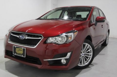 Pre-Owned 2016 Subaru Impreza Sedan Limited