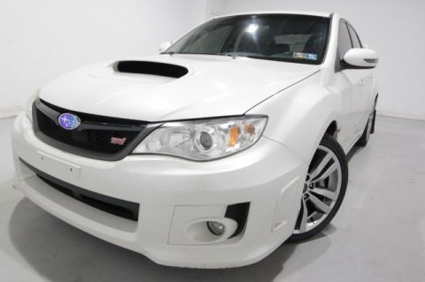 Pre-Owned 2013 Subaru Impreza Sedan WRX WRX STI