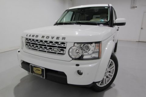 Pre-Owned 2012 Land Rover LR4 HSE