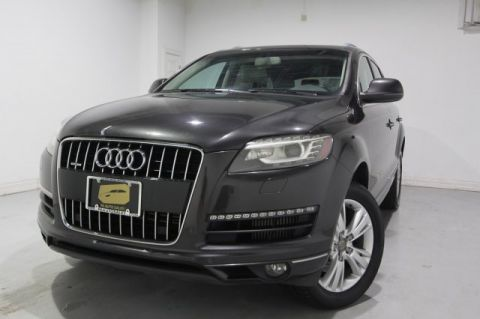 Pre-Owned 2011 Audi Q7 3.0L TDI Premium Plus