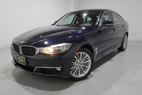 Pre-Owned 2014 BMW 3 Series Gran Turismo 328i xDrive